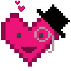 Mx. Heart by duckinatorr