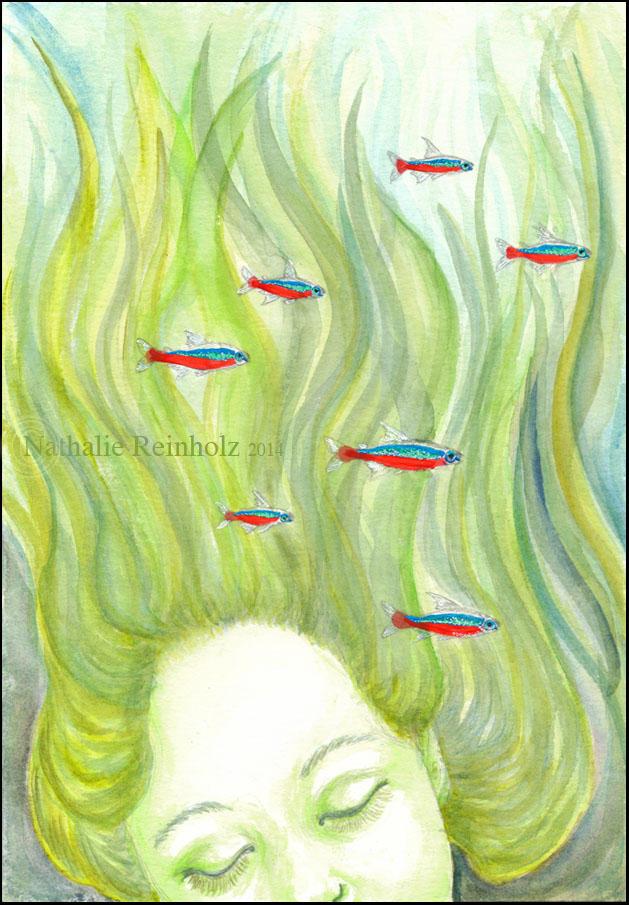 Green Dream by endless-spirit