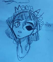 lil sketch by NOMNOM121204