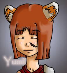 Yumii for Mistharm by Akiochan