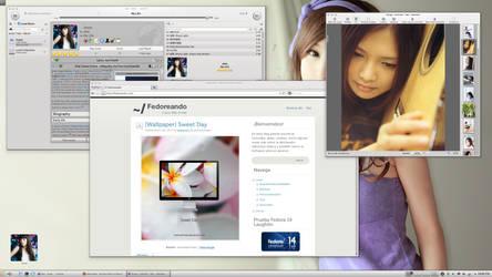 Plasma desktop 04.01.11 by gomezhyuuga