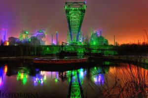 Landschaftspark Duisburg by FotoRuina