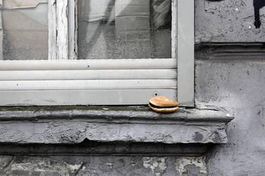 Old Hamburger by FotoRuina
