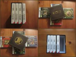 Professor Layton Collector Box by BenjaminHunter