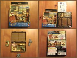 Professor Layton Puzzle series: Luke's Trunk by BenjaminHunter