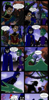 Raven Beast Boy - 01 by Drakyx