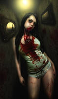 Zombie by 2ndEyePhotography