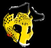 Cheetah Lupus Floppy Head Female by Speedykitten1643