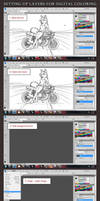 Photoshop layer tutorial. by MarcelloRupelli