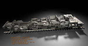 Mikado Project: Rendering 06 by MarcelloRupelli