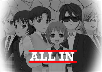 All In ComiPo Remake by Zonemonboy