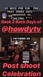 The TV Pilot is OFFICIALLY UNDERWAY!!! - HOWDY by Zonemonboy