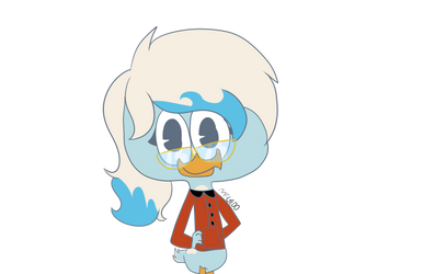 (Gift) May McDuck by MixelFanGirl100