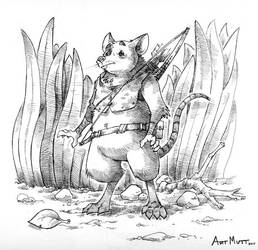 Archer by Art-Mutt