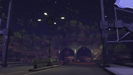 UDK Bridge Project by Art-Mutt