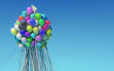 Balloons by hvaddi9