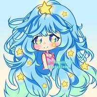 Chibi : Starlight by totshieee