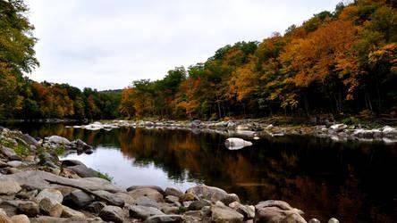 Deerfield River by Hrimgrimnir
