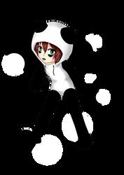 Panda xD by Ayatsuri13