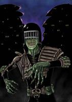 Judge Death by sunteam
