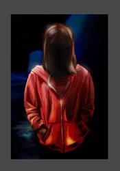 Spooky Girl by sunteam