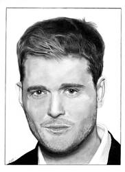 Michael Buble by kaybees