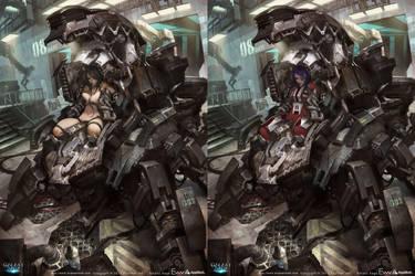 Fixed Armor! by BlueStoneArcher
