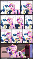 Comic Block: A Little Excitement by dm29