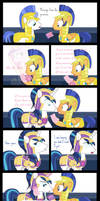 Comic Block: Love Letters by dm29