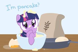 I'm Pancake? by dm29