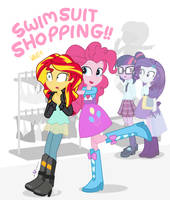 After School Shopping by dm29