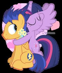 A Sweet Embrace by dm29
