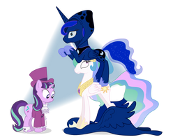 All Cloak and No Dagger by dm29