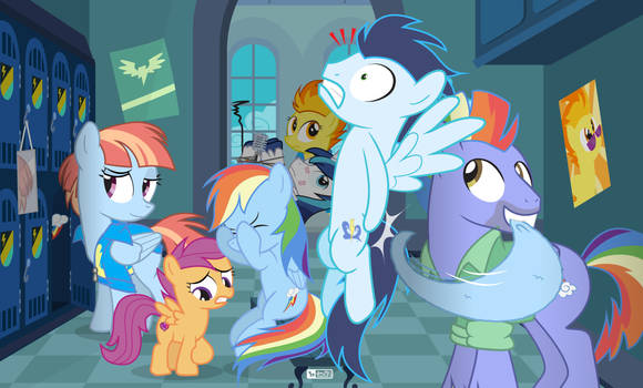 Uninvited Guests by dm29