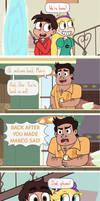 Poor Marco by dm29