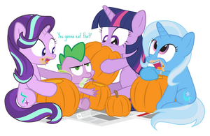 Feast of Carving by dm29