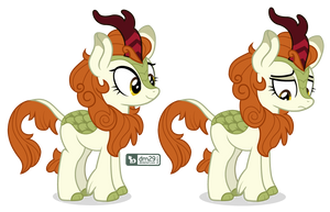 Autumn Blaze the Kirin by dm29