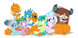 Carving Party by dm29