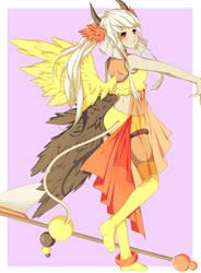 Comm: Persephone by plurain