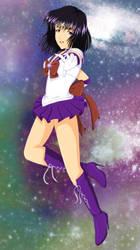 Hotaru Sailor Saturn by DashiSchwarzung