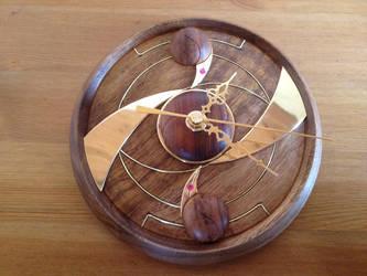 homura clock by djnagipon