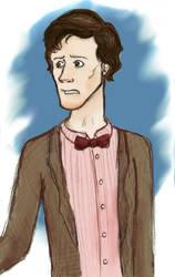 Eleventh Doctor by jstaricka