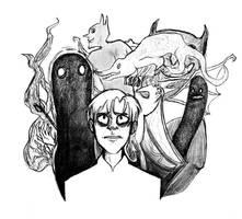 Haunted by jstaricka