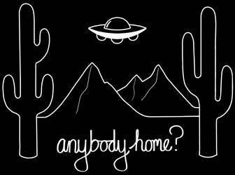 anybody home? by jstaricka