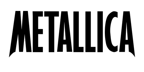 METALLICA - Load / Reload logo by LightsInAugust