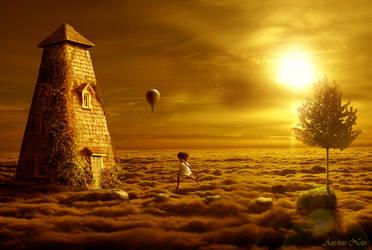 Sky House by matrix124
