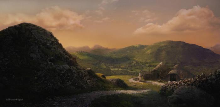 Celtic Britain - Dawn by Egan7