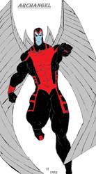 Savage Archangel by Master1692