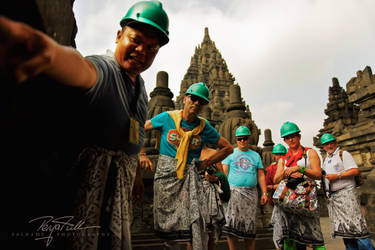 Prambanan Temple by fal-name