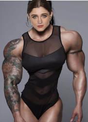 Natalia Dyer Big by arthurwatkins